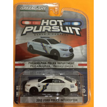 2012 Ford Police Interceptor - Hot Persuit
