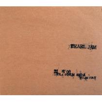 Pearl Jam - Milan Italy - Cd Doble. Importado, Nuevo