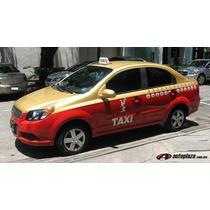 Chevrolet Aveo 2012 Taxi