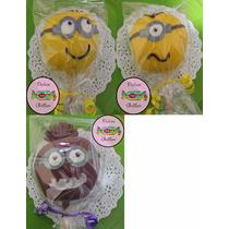 Manzana Mamut Bombon Cupcake Bubulubu Etc De Minions