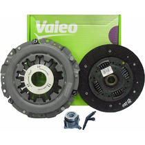 Kit Embreagem Palio 1.8r Flex 2007 2008 2009 2010 Valeo