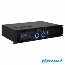 Amplificador Potência Oneal Op-2800 (modelo Novo Do Op-2700)
