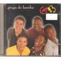 Cd Ginga De Bamba - Amor Sincero ( Grupo De Samba E Pagode)