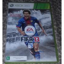 Fifa 13 - Xbox 360 - Mídia Física - Original