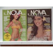 Lote Revistas Nova Cosmopolitan Diversos Números