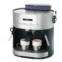 Cafetera Oster Espresso Y Capuccino Semiautomática 15 Bares