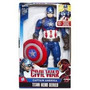 Muñeco Capitan America Civil War Con Sonido Español Hasbro