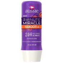 Tratamento Aussie Smooth 3 Minutes Miracle 236ml