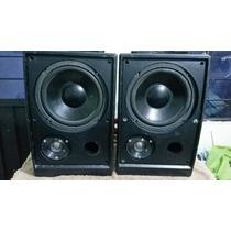 Monitores Tipo Control 5 Alde Audio Dc6030 Reacondicionados