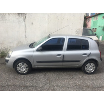 Renault Clio Authentique Gris Agata 2006