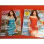 Cosmopolitan Natalia Oreiro 2 Revistas Aniversario Excelente
