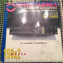 Ecualizador 10 Bandas Nippon America Original