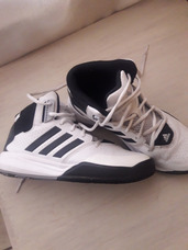 Basketball Mercado Jordan Adidas En Zapatillas Libre De fIyvY76mbg