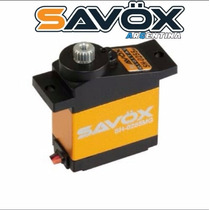 Micro Servo Savox 0255 Metalico 4kg Torque