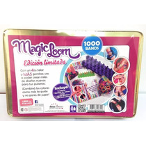 Magic Loom Ed. Limitada Para Crear Pulseras Y Tobilleras