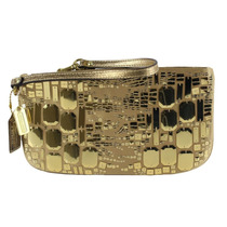 Cartera Coach Limited Edition Pop Glitter Occasion Wristlet