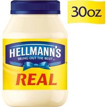 Real Mayonesa Hellmann De 30 Oz