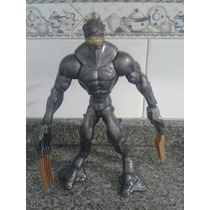 Max Steel Extroyer Original Color Gris