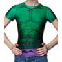Polera Hulk 100% Poliéster Diseño Under Amour Mujer