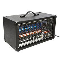 Peavey Pvi8500 400 Vatios De 7 Canales Powered Mixer Número
