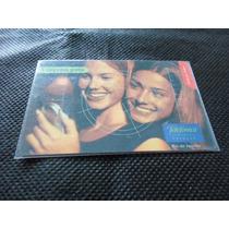 Cartão Telefônico - Pré - Pago - Moças - Nº 526