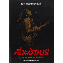 Dvd Bob Marley & The Wailers - Exodus Live At The Rainbow