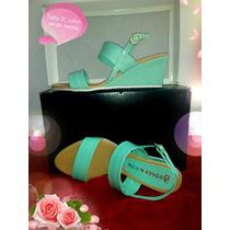 Sandalias Y Zapatos Altos Y Bajitos De Mujer