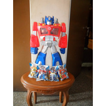 Rescue Bot En Set Optimus
