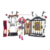 Monster High Freak Du Chic Circo Da Rochelle Goyle