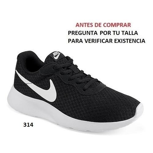Tenis Nike Para Dama Color Negro/blanco Mod. 55011 - $ 1,470.00 en Mercado  Libre