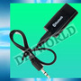 Adaptador Bluetooth Vehiculo Usb 3.5mm Musica Receptor Audio