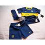 Conjunto Nike De Niño De Boca Juniors