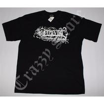 Camiseta Otra Vida Lowbike Virgem De Guadalupe Crazzy Store