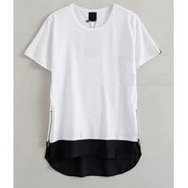 Camiseta Oversized Swag Justin Bieber Masculina Feminina