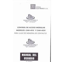 Manual Modulo Cam 4010-4020 Sovica Control De Acceso