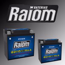 Bateria Raiom Rtx18 Bs