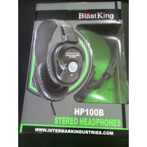 Audifonos Blast King Mod. Hp100b 120w