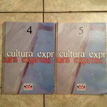 Apostila Cultura Inglesa 4 E 5 2001 Bom Estado