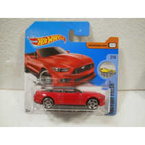 Enigma777 Hot Wheels 15 Ford Mustang Gt Convertible 2017 Tc