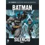 Colección Dc Salvat - Batman Silencio 2