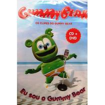 Dvd + Cd Gummy Bear - Eu Sou O Gummy Bear (980759)
