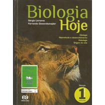 Biologia Hoje Vol. 1 Sérgio Linhares E Fernando