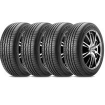 Jogo De 4 Pneus Bridgestone Turanza Er300honda 205/55r16 91v
