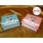 Caixa Convite Box + Revista + Giz Daminha Pajem 12x S/ Juros