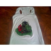 Camisas Estampadas Franelillas Dama