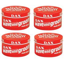 Cera Pasta Dax Wave & Groom 4 Latas