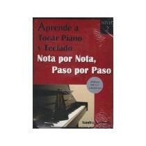Libro Aprende A Tocar Piano Y Teclado Nivel 2 *cj