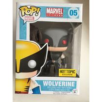 Funko Pop Wolverine X Force Xmen Marvel Exclusivo