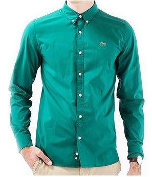 235 En Camisa Libre Hombre Mercado 2 00 Verde Ch7840 Lacoste rw00nxzqSX