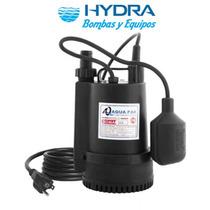 Bomba Sumergible Para Achique Aqua Pak Sigma 1/6 Hp